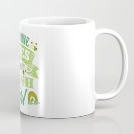 Cute St Patricks Day Irish Ireland Women Girl Gift Coffee Mug