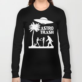 Astro Beach Long Sleeve T-shirt
