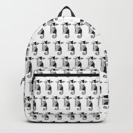 Zombie – Cat Of Horror Backpack