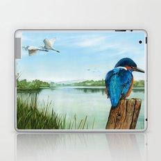 Martin Pescatore nella riserva naturale di Nazzano Laptop & iPad Skin