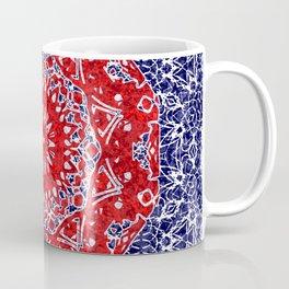 Maltesse Mandala Bandana Coffee Mug
