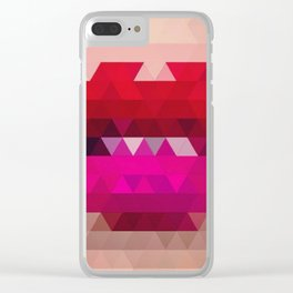 Lips Clear iPhone Case