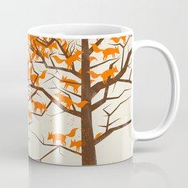 Blazing Fox Tree Coffee Mug