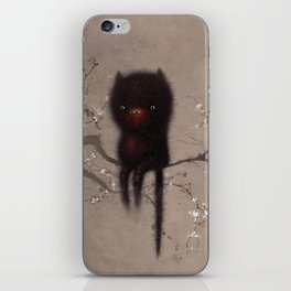 Bellamy and the Birds iPhone Skin