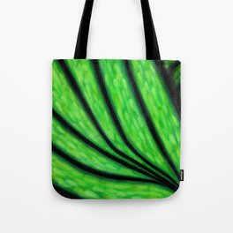Botanicals & Beauty - Leaf Tote Bag