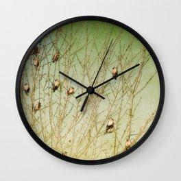 The Berry Snatchers Wall Clock