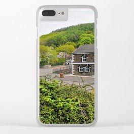 Deri Clear iPhone Case