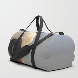 Look Into My Eyes Duffle Bag