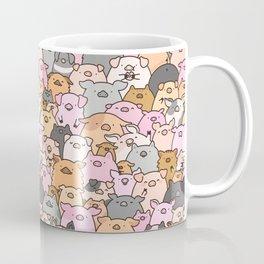 Pigs, Piglets & A Swine! Coffee Mug