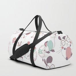 Chinchilla Duffle Bag