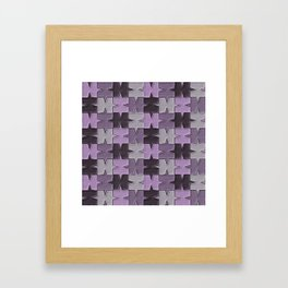 Geometrix 121 Framed Art Print