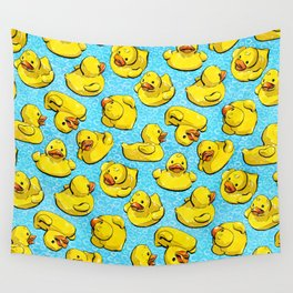 Adventure Duck Wall Tapestry