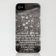roald dahl's magic iPhone (4, 4s) Slim Case