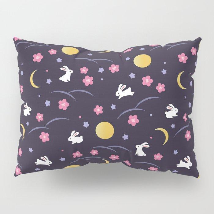 Moon Rabbits V2 Pillow Sham