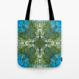 Nature's Medallion Tote Bag
