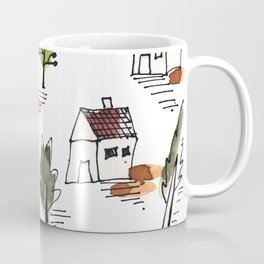 my little hometown Coffee Mug