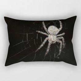 Spider on my Everything Rectangular Pillow