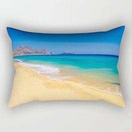 Porto Santo Island (RR 277) Rectangular Pillow