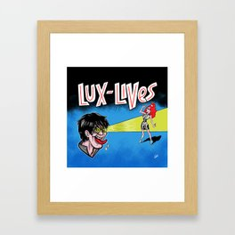 Lux Lives 2016 Framed Art Print