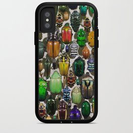 Beetle Mania iPhone Case
