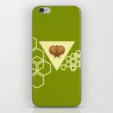 Geometric Snail iPhone & iPod Skin