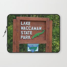 Visit A State Park Laptop Sleeve