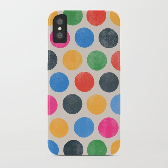 colorplay 3 iPhone Case