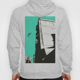 Dream Sequence Turquoise Hoody