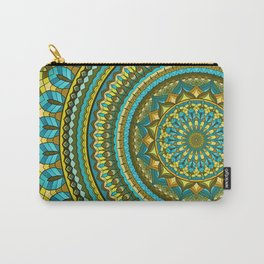 Mandala 41 Carry-All Pouch