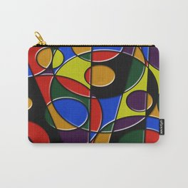 Abstract #223 Carry-All Pouch