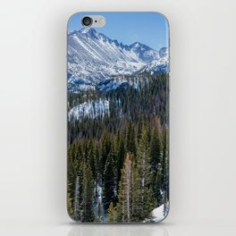 Rocky Mountain National Park iPhone Skin