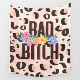 Bad Bitch Wall Tapestry