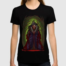 Halloween Horror Witch Scary Monster Costume Gift T-shirt