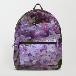 Lilac ~ Periwinkle Backpack