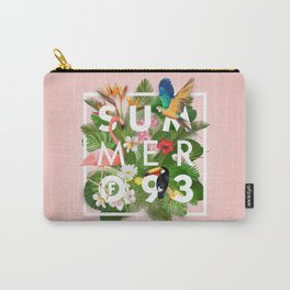 SUMMER of 93 Carry-All Pouch