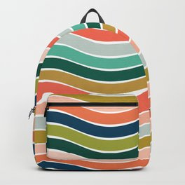 Stripes 8 Backpack