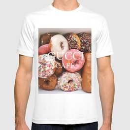 Guccidonuts T-shirt