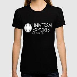 James Bond - Universal Exports (London) Ltd T-shirt