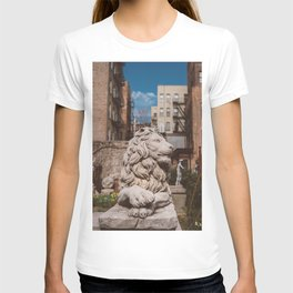 Elizabeth Street Garden III T-shirt