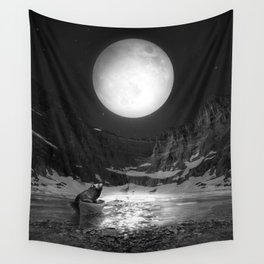 Somewhere You Are Looking At It Too Wall Tapestry