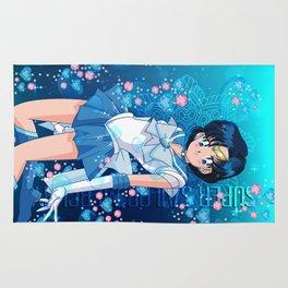 Sailor Mercury Rug