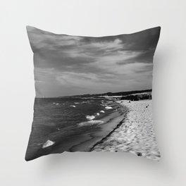 Peaceful Feeling Throw Pillow
