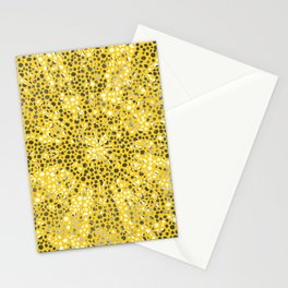 SCATTERED POLKA DOTS Stationery Cards
