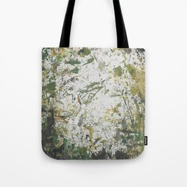 Abstract Sprout Tote Bag