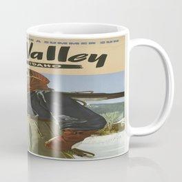Vintage poster - Sun Valley Coffee Mug