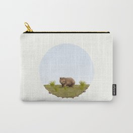 Common Wombat (Vombatus ursinus) Carry-All Pouch