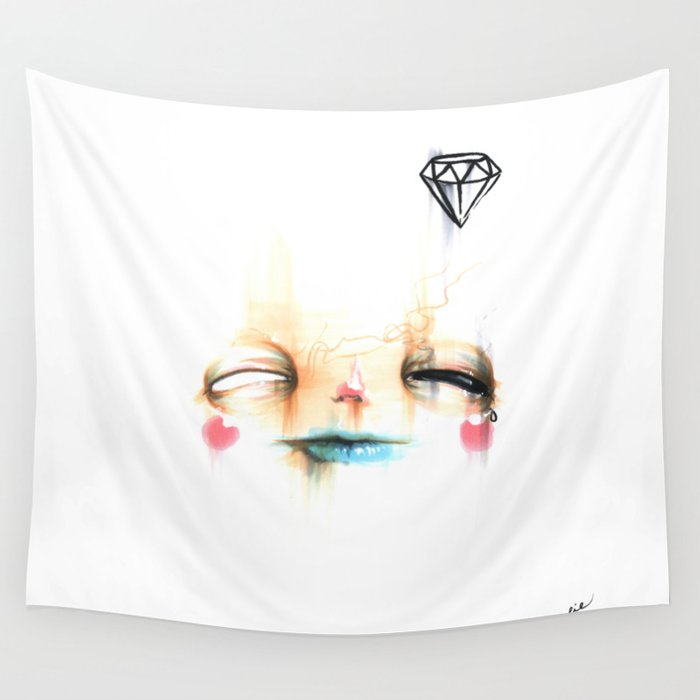 I wish Wall Tapestry