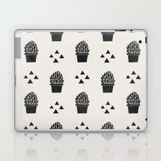 Stamped Potted Succulents Laptop & iPad Skin