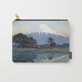 Suzukawa by Hiroshi Yoshida - Japanese Vintage Ukiyo-e Woodblock Carry-All Pouch