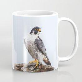 Majestic: Peregrine Falcon Coffee Mug